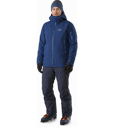 Chilkoot Pant Nighthawk Outfit
