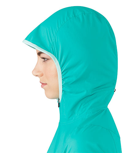 Cita Hoody Women's Castaway Hood Side View
