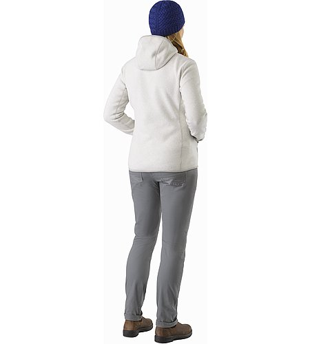 Covert Hoody Women's Mica Back View