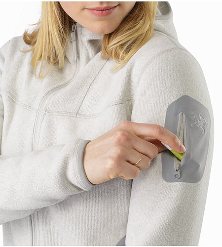 Covert Hoody Women's Mica Sleeve Pocket