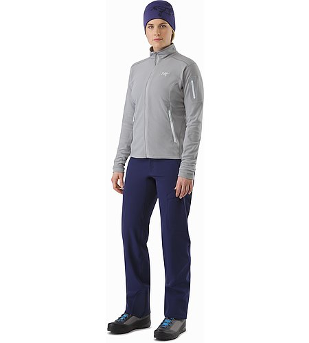 Delta LT Jacket Women's Smoke Front View 2