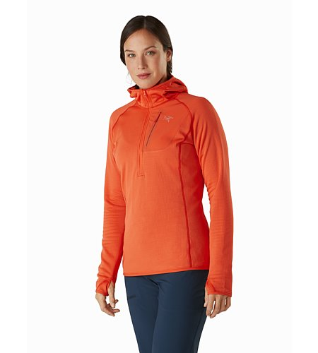Arc'teryx Delta MX 1/2 Zip Hoody Women's