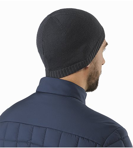 Diplomat Toque Graphite Back View