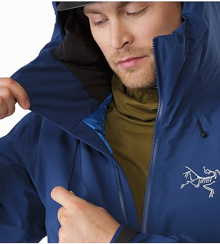 Fissile Jacket Triton Hood Adjuster