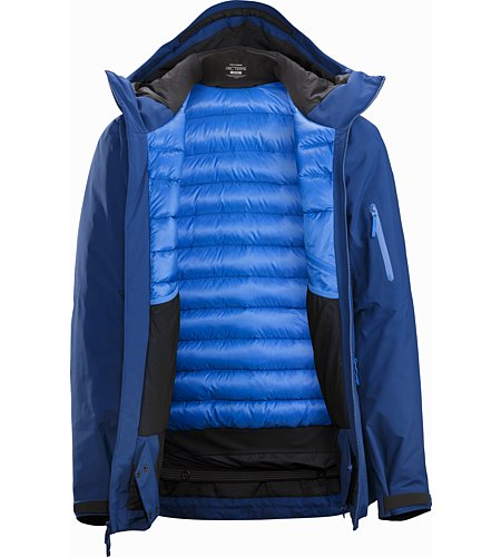 Fissile Jacket Triton Insulation