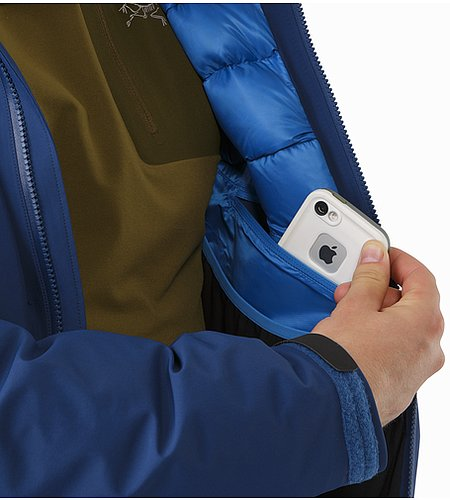 Fissile Jacket Triton Internal Pocket