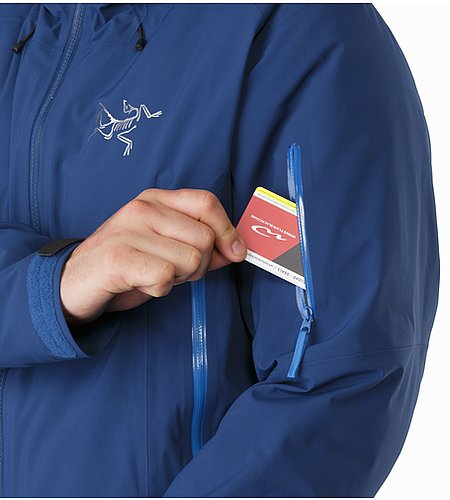 Fissile Jacket Triton Sleeve Pocket