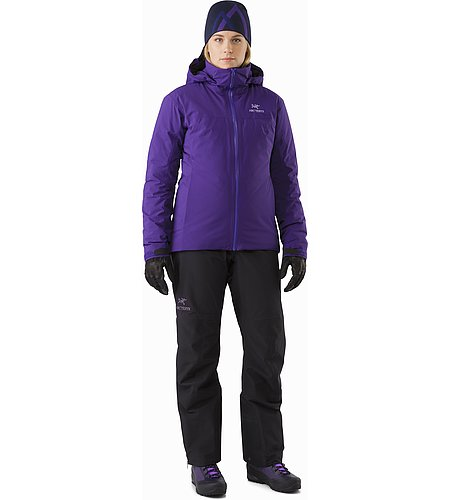 Fission SV Jacket Women's Azalea Front View