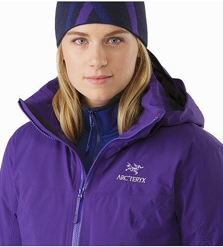 Fission SV Jacket Women's Azalea Open Collar