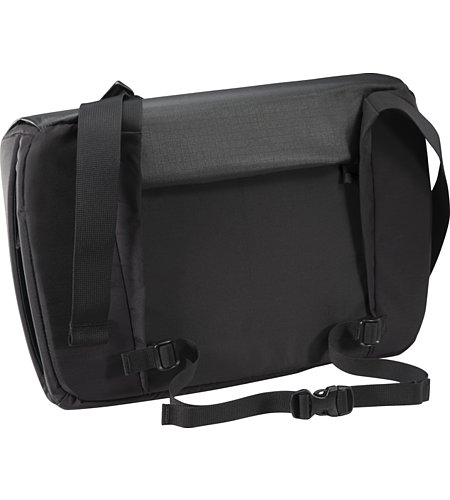 Fyx 9 Messenger Bag Black Suspension