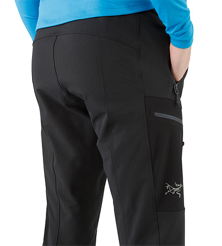 Gamma AR Pantalon Black Articulation