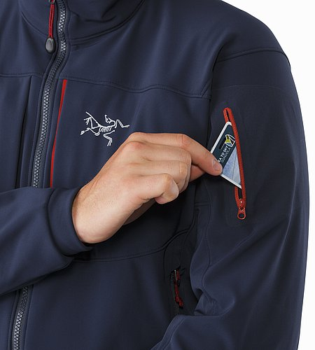 Gamma MX Jacket Admiral Sleeve Pocket