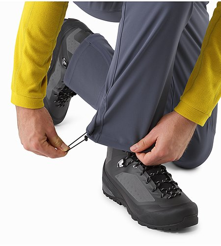 Gamma MX Pant Heron Lower Leg Drawcords