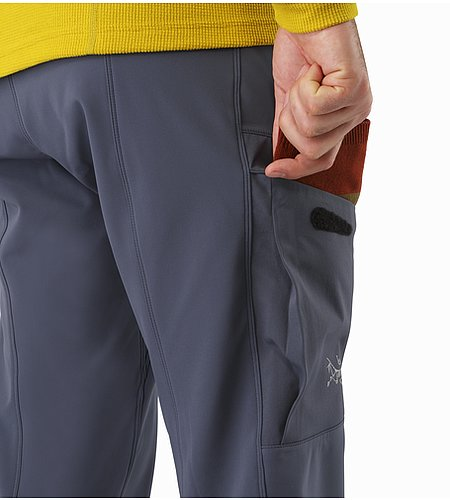 Gamma MX Pant Heron Thigh Pocket Bellows
