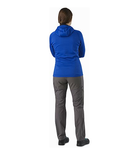 Gamma Rock Pant Women's Nickle Back View