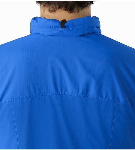 Incendo Hoody Rigel Hood Stowed