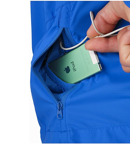 Incendo Hoody Rigel Security Pocket And Media Port