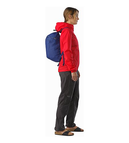 Index 15 Backpack Mystic Side View