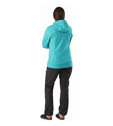Kenai Hoody Women's Castaway Back View