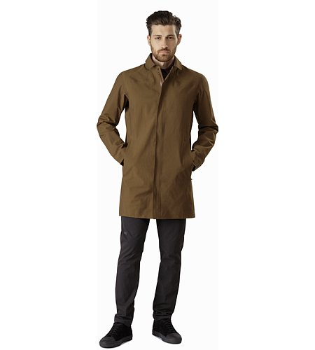 Arc'teryx Keppel Trench Coat Men's