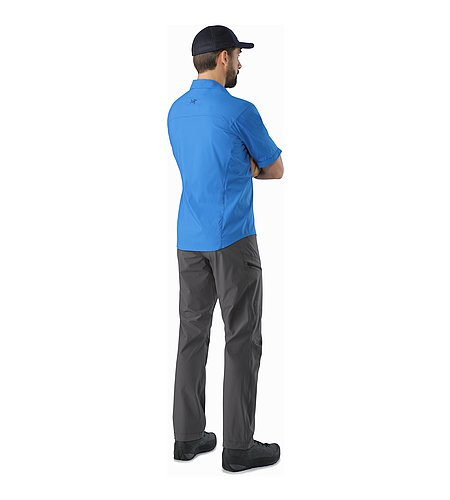 Lefroy Pant Janus Back View