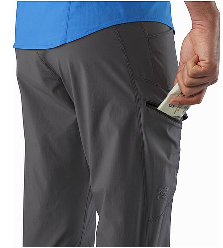 Lefroy Pant Janus Thigh Pocket