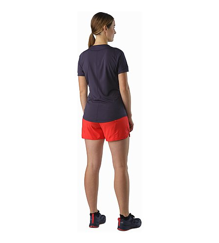 Lyra Short Women's Rad Back View