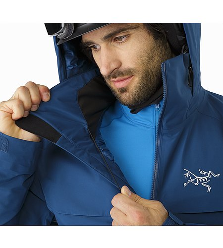 Macai Jacket Triton Hood Adjuster