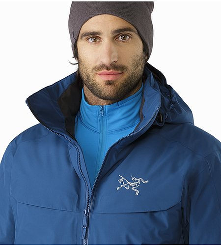 Macai Jacket Triton Open Collar