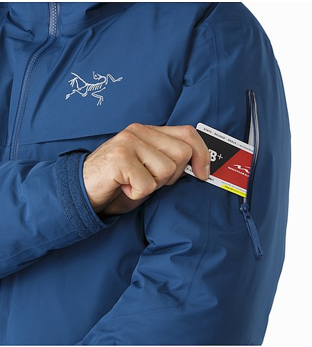 Macai Jacket Triton Sleeve Pocket