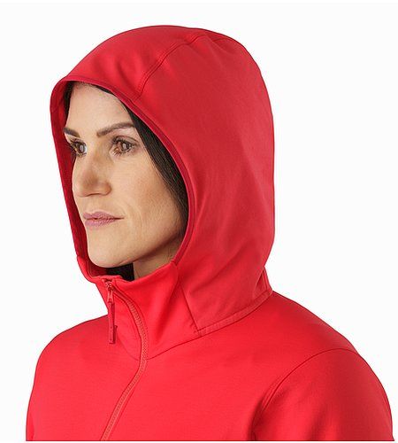 Maeven Hoody Women's Rad Hood Side View