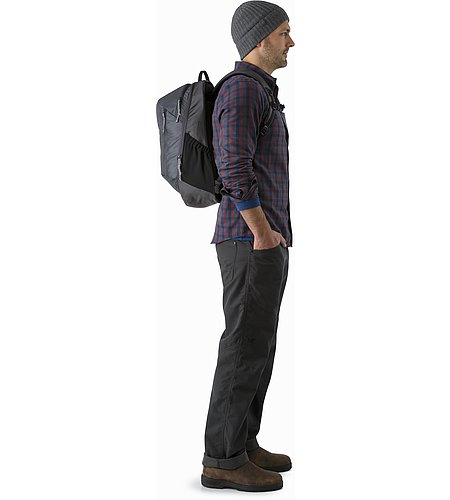 Mantis 26 Backpack Pilot Side View