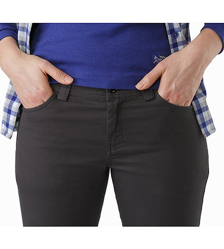 Murrin Pant Women's Magnet Hand Pocket