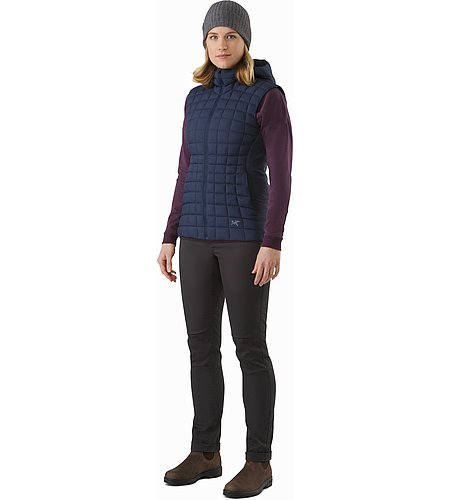 Narin Vest Women's Nighthawk Front View