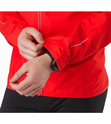 Norvan Jacket Magma Stretch Cuffs