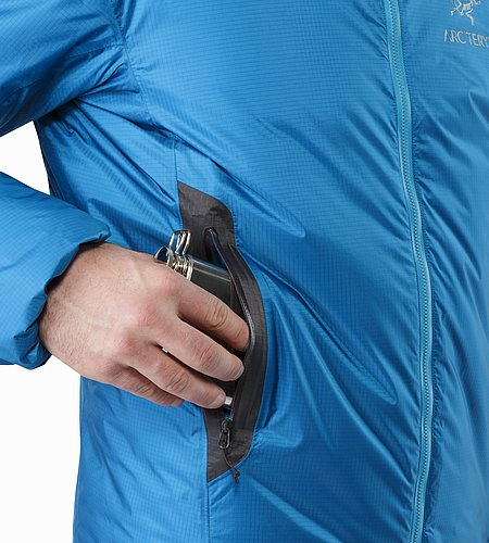 Nuclei AR Jacket Macaw Hand Pocket