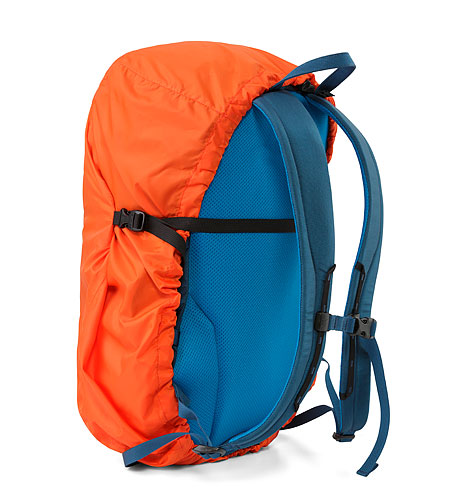 Couvre sac XS Cayenne Sangle de compression