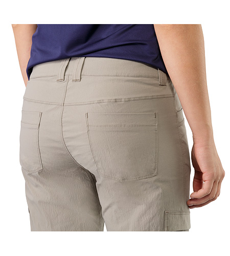 Parapet Capri Women's Lontra External Pocket Back