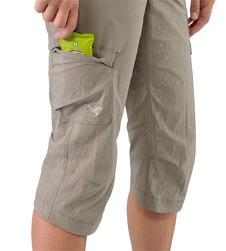 Parapet Capri / Womens / Shop / Arc'teryx