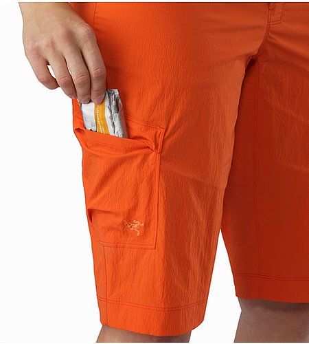 Parapet Long Women's Fiesta Thigh Pocket