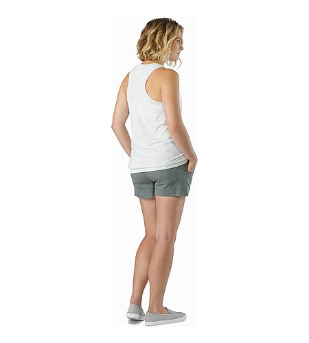 Pembina Tank Women's Ionic Sky Back View