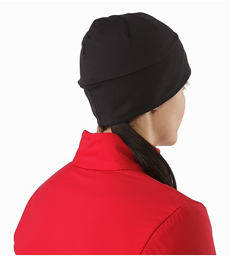 Phase AR Beanie Black Back View