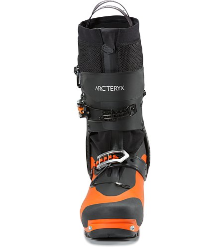 Procline Carbon Lite Boot Cayenne Front View