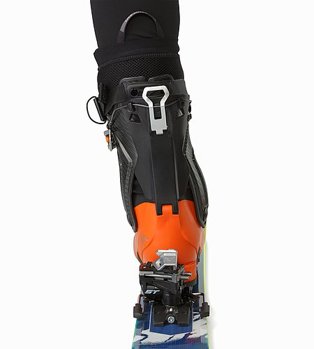 Procline Carbon Lite Boot Cayenne Lateral Rotation
