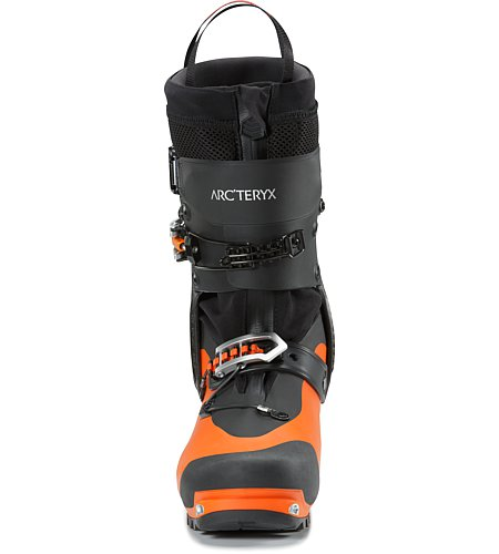 Procline Carbon Support Boot Cayenne Front View