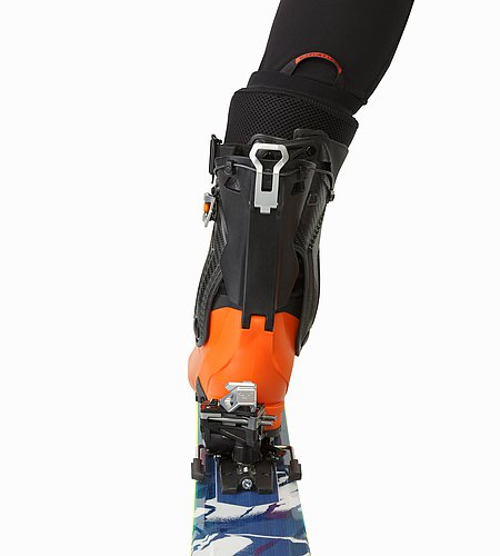 Procline Carbon Support Boot Cayenne Medial Rtotation