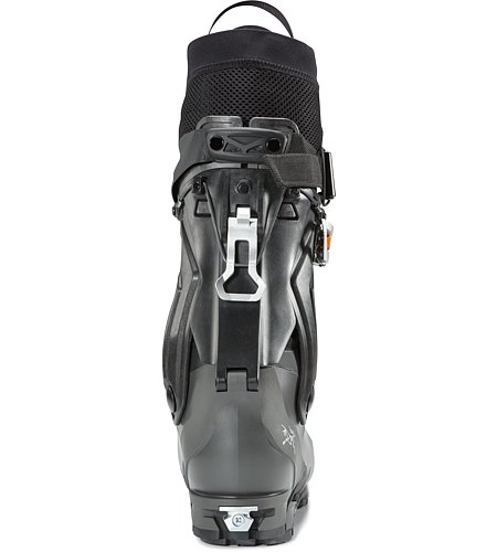 Procline Lite Boot Graphite Back View