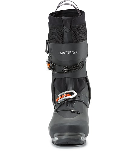 Procline Lite Boot Graphite Front View
