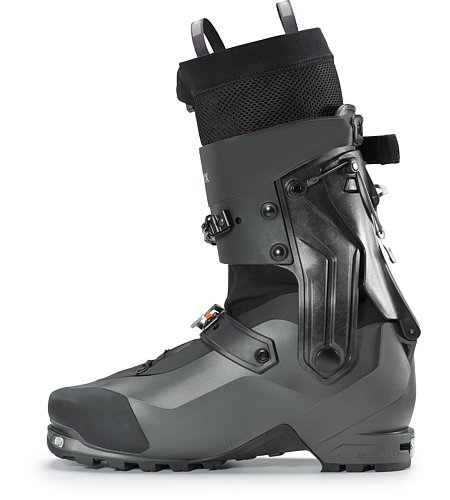 Procline Lite Boot Graphite Internal Side View