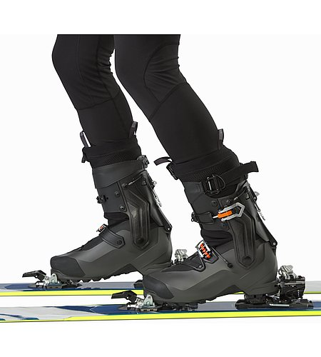 Procline Lite Boot Graphite Ski Mode